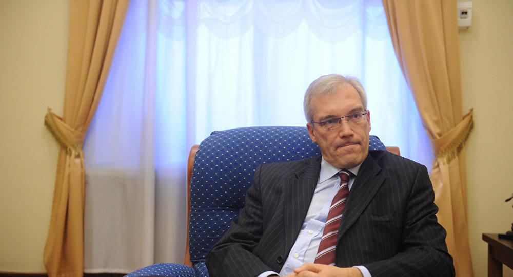 Aleksandr Grushko em 2011