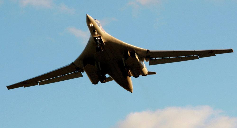 Bombardeiro russo Tu-160