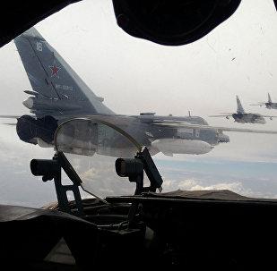 Caça russo Su-24