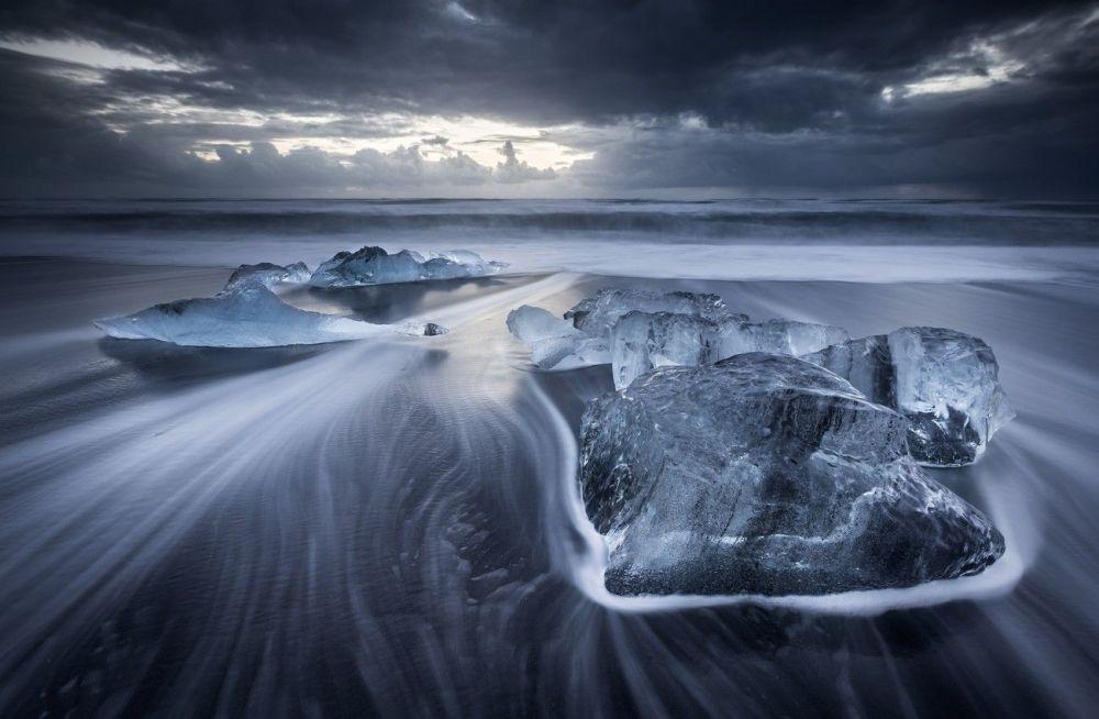 Islândia de selvagem