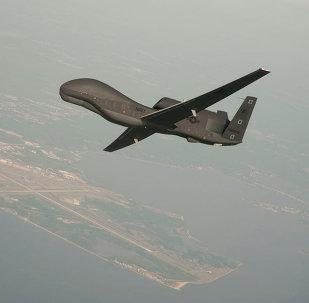 Drone RQ-4 Global Hawk