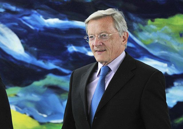 Wolfgang Schuessel, ex-chanceler da Áustria.
