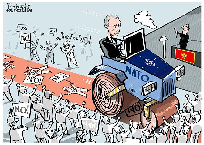 OTAN sempre se interessa pela opinião pública (mas nem sempre a respeita)