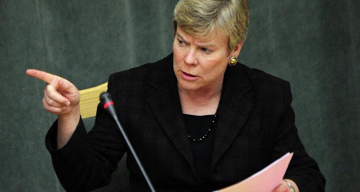Rose Gottemoeller, subsecretária de Estado dos EUA