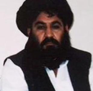 Líder do Talibã Mullah Akhtar Mansour