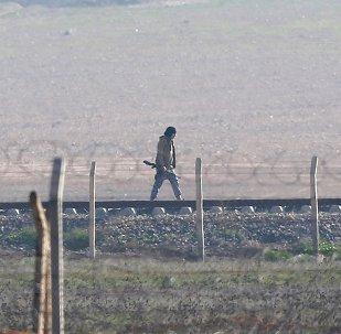 Fronteira turco-síria.