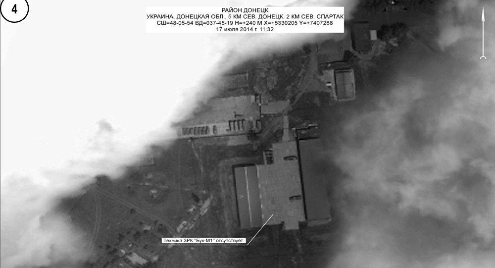 EUA ajudam à Ucrânia na luta contra milícias com fotos de satélites espiões
