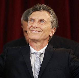 Presidente da Argentina, Mauricio Macri (arquivo)