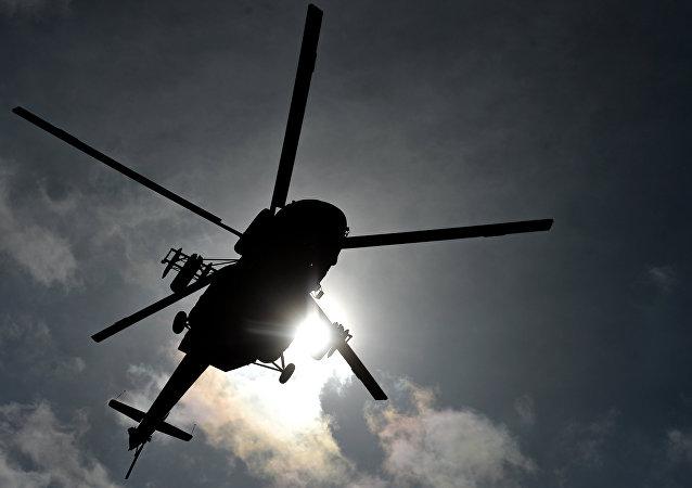 Helicóptero Mi-8 (arquivo)