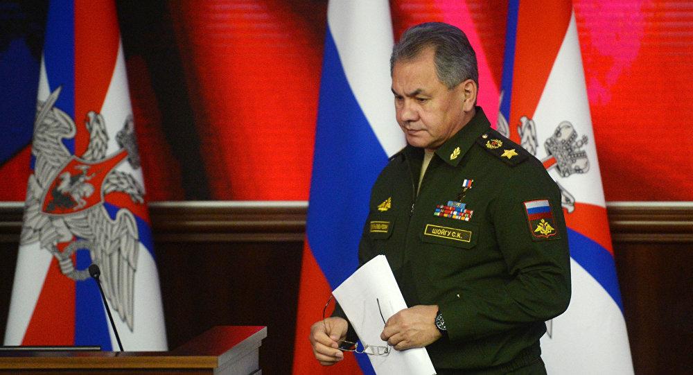 Resultado de imagem para ministerio de defesa russo
