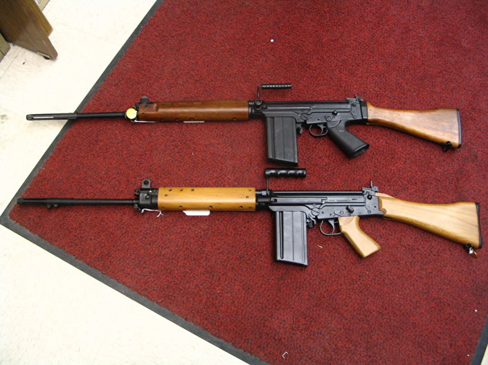 Rifles FN FAL