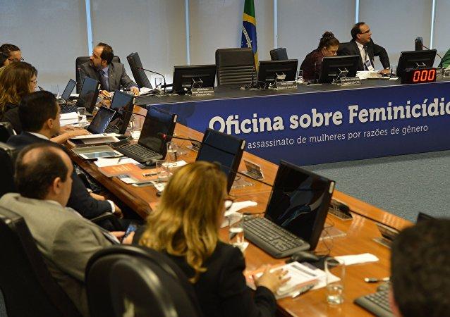 Conselho Nacional de Justiça realiza oficina sobre combate a assassinatos de mulheres