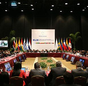 Cúpula do Mercosul.