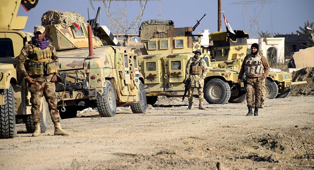 Soldados do Iraque avançam em Ramadi