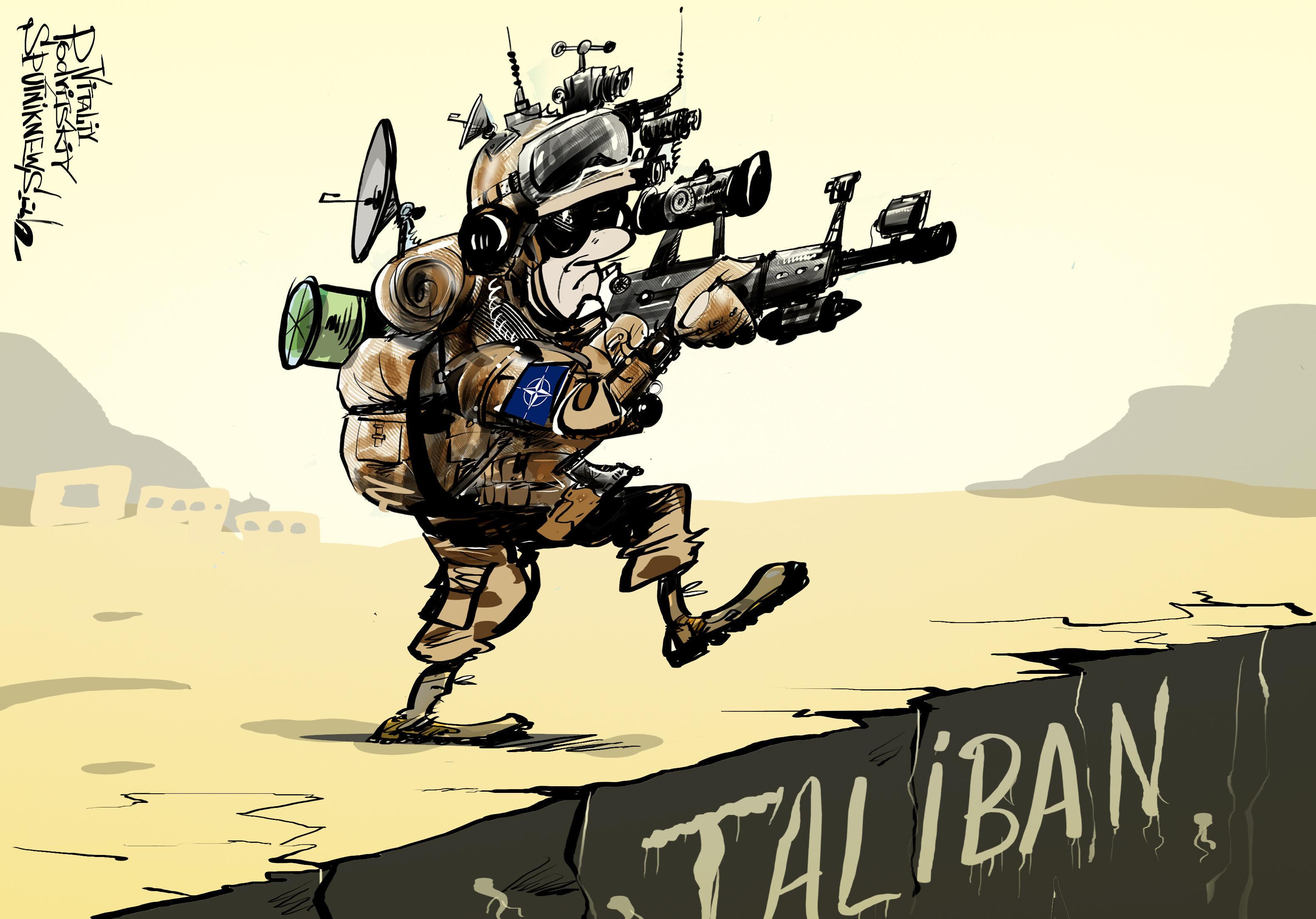 Para onde vai a OTAN?