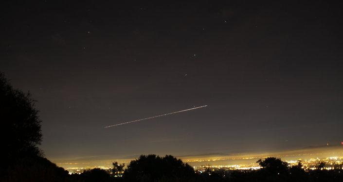 Chuva de meteoros Quadrantid