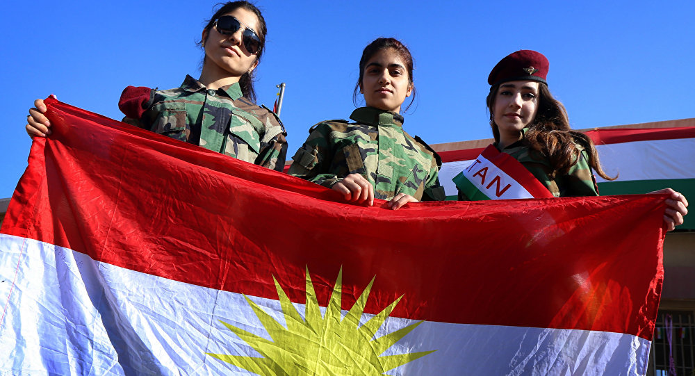 Líder do Curdistão iraquiano, Massoud Barzani, disse que chegou a hora de os curdos decidirem o seu futuro