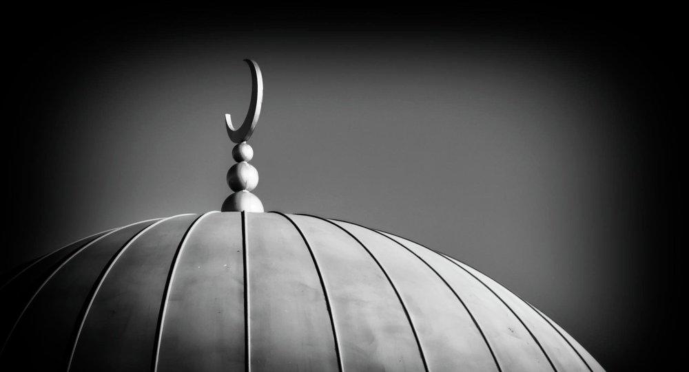 Mesquita na cidade de Oklahoma