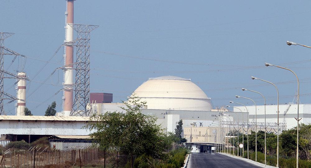 Central nuclear em Busher, Irã