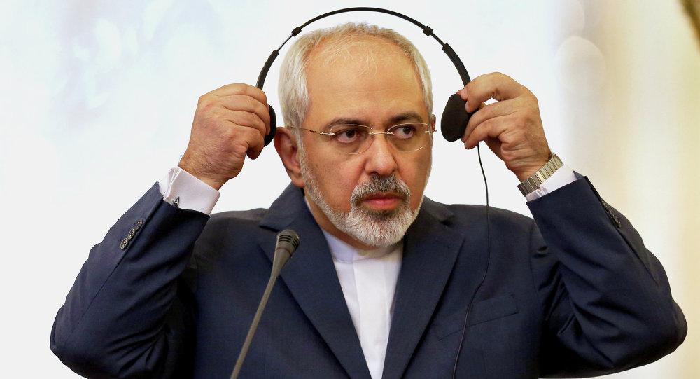 Ministro das Relações Exteriores do Irã, Mohammad Javad Zarif