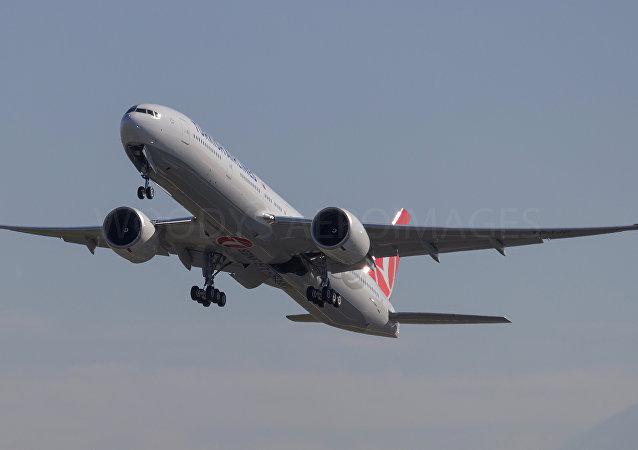 Boeing 777-300 da Turkish Airlines