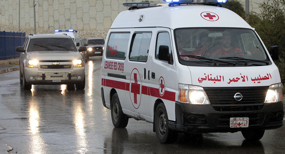 Ambulância síria