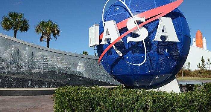 Escritório da Administração Nacional da Aeronáutica e Espaço dos EUA no estado norte-americano de Flórida