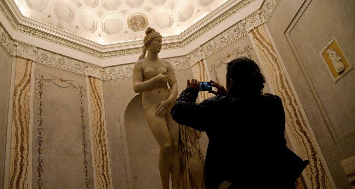 A Vênus Capitolina foi uma das estátuas cobertas durante a visita de Rouhani aos Museus Capitolinos