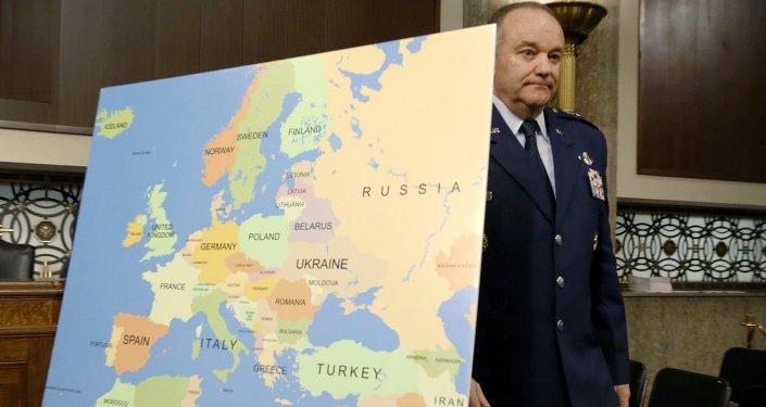 Chefe das forças da OTAN na Europa, general Philip Breedlove