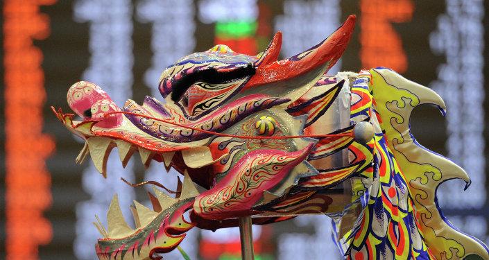 Dragão Vermelho, o símbolo da China