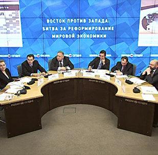 Economista russo desmente rumores sobre 'morte' do BRICS
