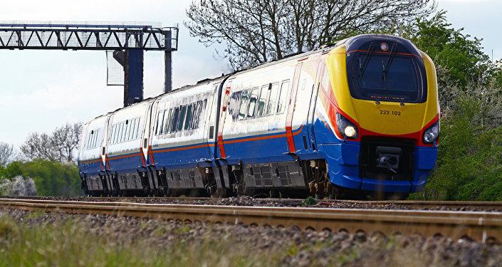 Trem de passageiros Meridian