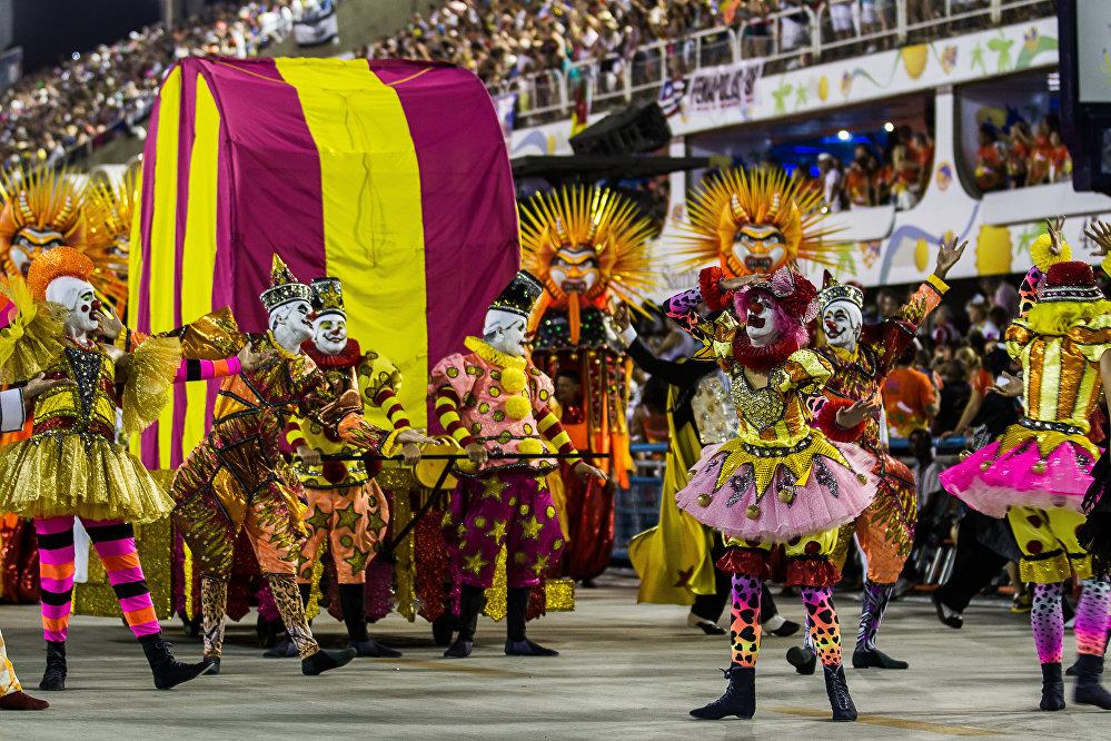 São Clemente no Carnaval 2016