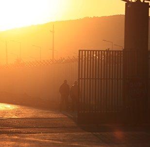 Fronteira turco-síria (foto de arquivo)