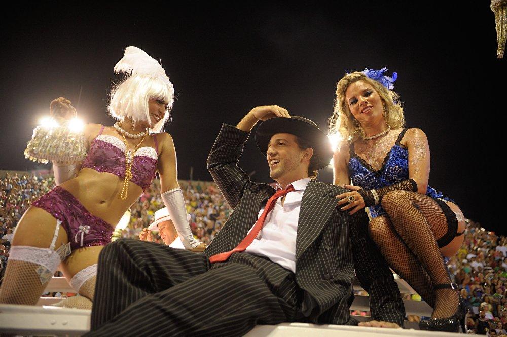 Fantasias são especialidades do carnaval carioca