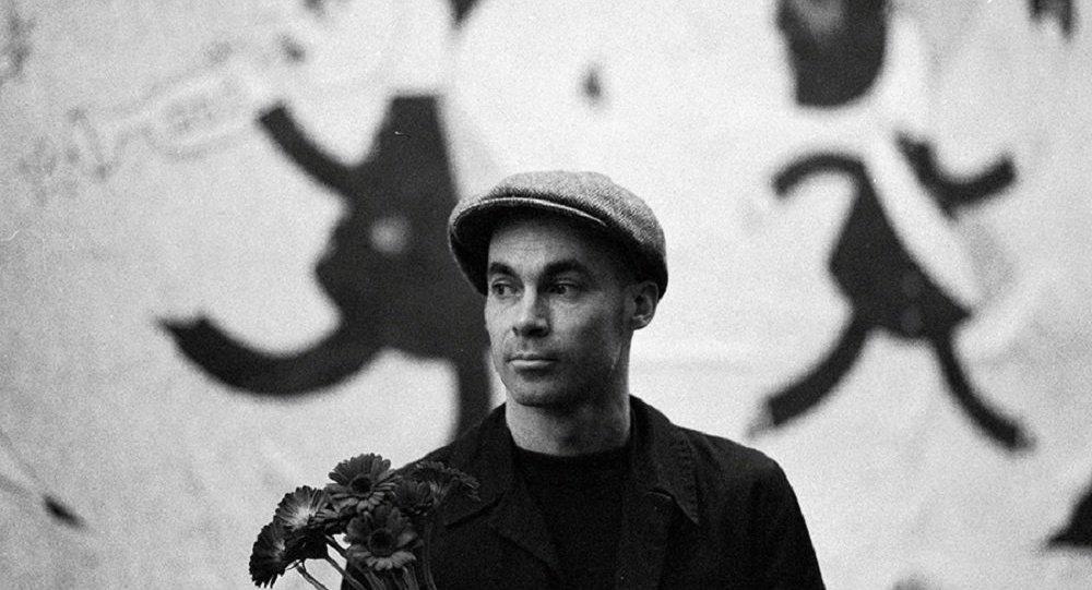 Pintor de street art Fred Le Chevalier