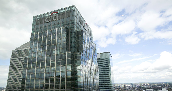 Sede do Citigroup em Londres