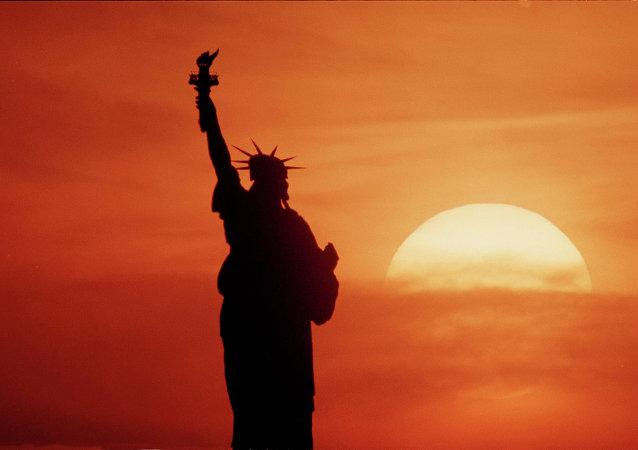 Estátua da Liberdade, em Nova York