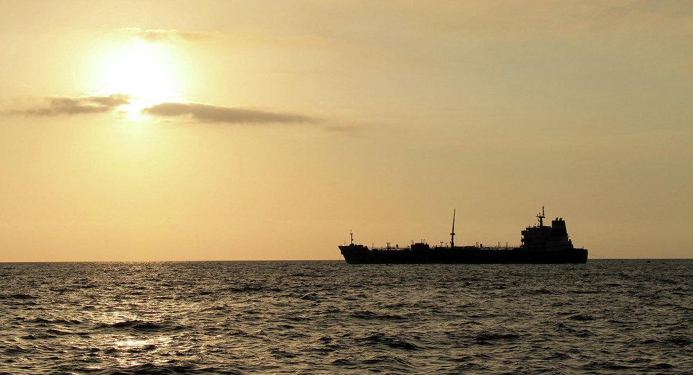 Navio petroleiro (imagen referencial)