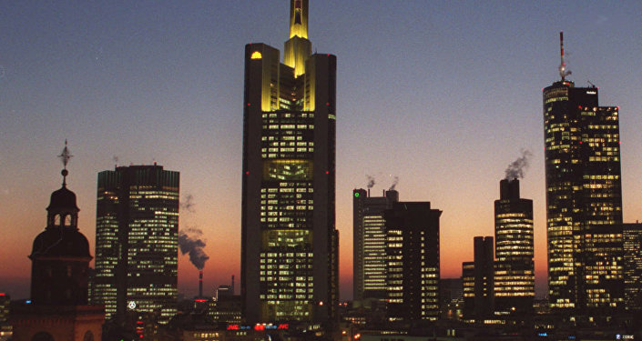 O bairro bancário de Dresde (na foto) também vai ter que reagir às avaliações do Citi