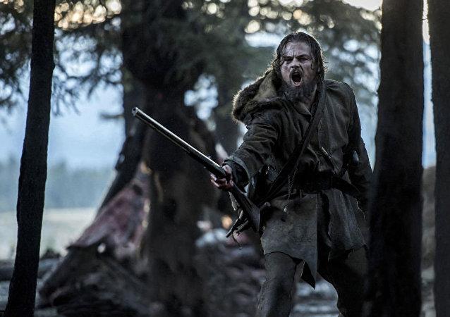 Imagem do filme O Regresso, de Alejandro Iñárritu