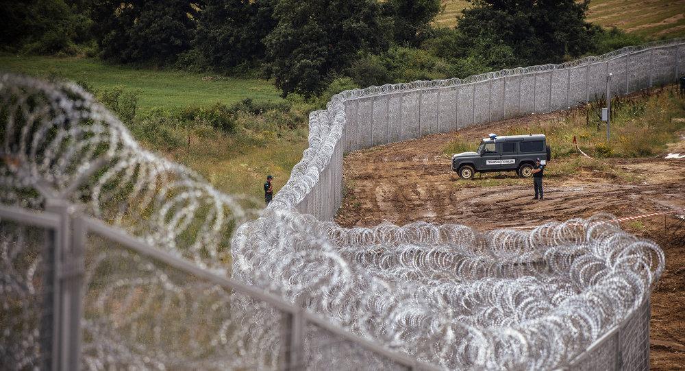 Fronteira entre Bulgária e Turquia