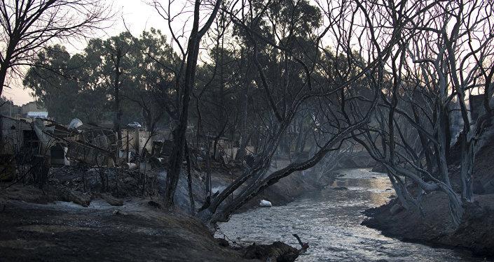 Em 2010, o rio Atoyac teve outra calamidade: em 20 de dezembro daquele ano, explodiu uma parte do oleoduto pertencente à estatal Pemex. 28 pessoas morreram e os bordes do rio ficaram pretos por causa do incêndio