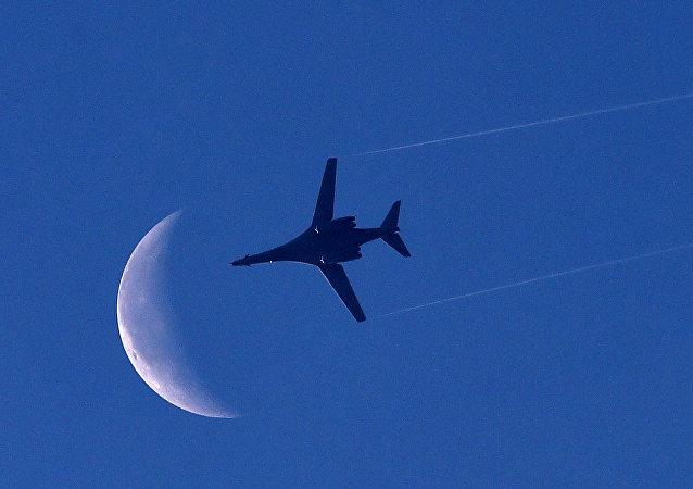 Bombardeiro B1 da Força Aérea dos EUA (arquivo)
