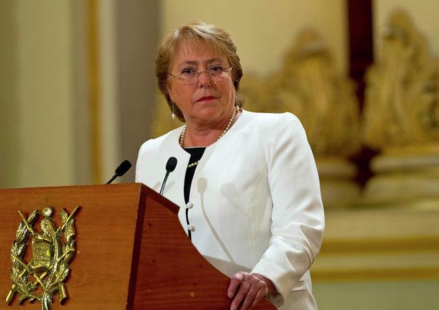 Comissária dos Direitos Humanos da ONU, Michelle Bachelet