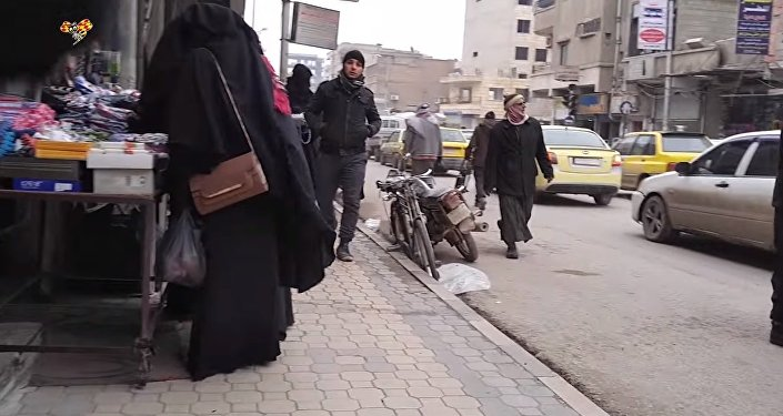 Inside Raqqa: Women's secret films from within closed city of terrorist sect ISIS