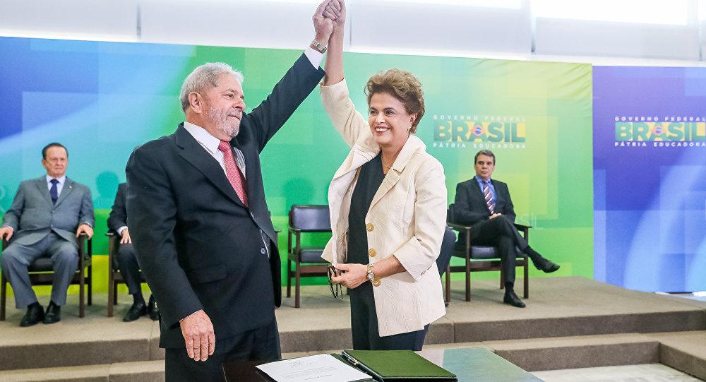 PGR denuncia Lula e Dilma pela segunda vez em 24 horas, PGR denuncia Lula e Dilma pela segunda vez em 24 horas, Guarulhos Gng