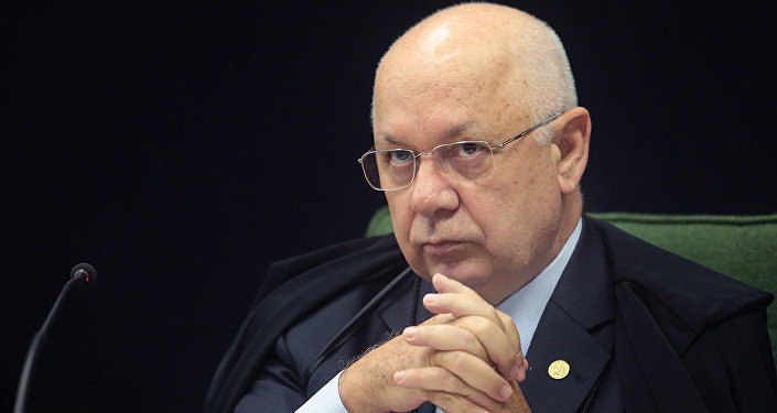 Ministro do STF Teori Zavascki