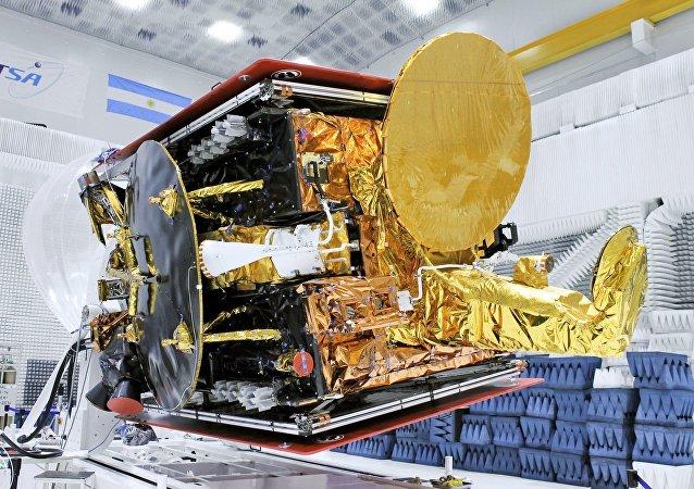 Satélite argentino Arsat-2