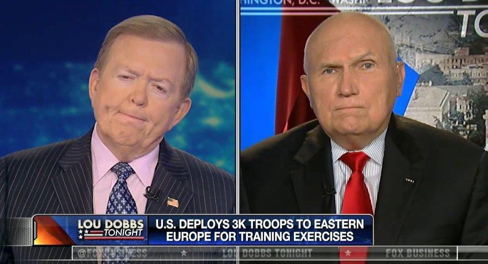 Bob Scales na Fox News